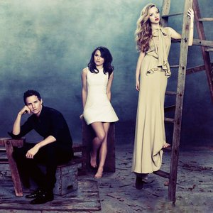 Image for 'Eddie Redmayne, Amanda Seyfried & Samantha Barks'
