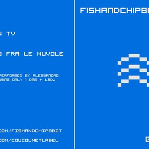 Imagen de 'Fish and chip 8bit'