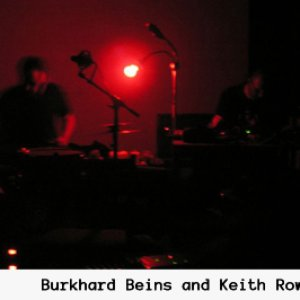 Image for 'Keith Rowe / Burkhard Beins'