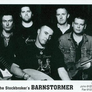 Image for 'Attila the Stockbroker's Barnstormer'