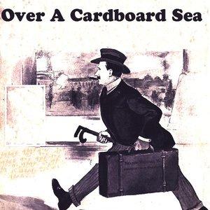 Image for 'Over a Cardboard Sea'