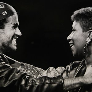 Image for 'Aretha Franklin & George Michael'