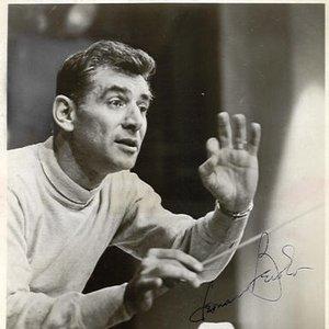 Image pour 'Leonard Bernstein & New York Philharmonic'