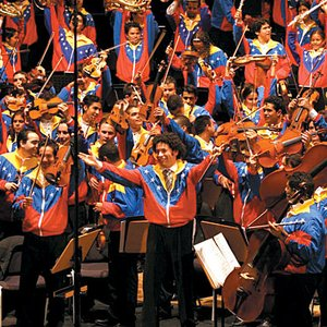Image for 'Simón Bolívar Youth Orchestra of Venezuela'