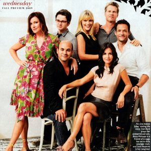 Image for 'Cougar Town'
