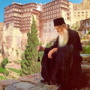 Image for 'The Monks Of Simonopetra Monastery'