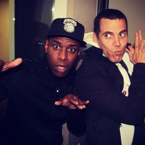Image for 'D.J. Whoo Kid & Steve-O & The Game'