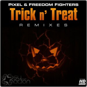 Image for 'Pixel & Freedom Fighters'