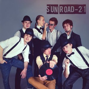 Image for 'SUN ROAD-21'