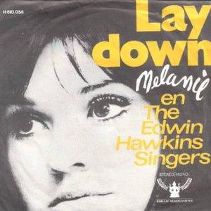 Bild für 'Melanie with the Edwin Hawkins Singers'