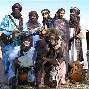 Imagen de 'Tinariwen'