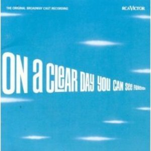 Image for 'On A Clear Day You Can See Forever'