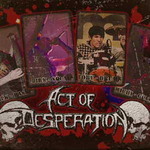 Image for 'Act of Desperation'