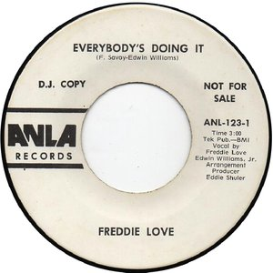 Image for 'freddie love'