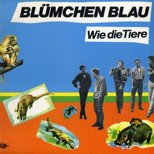 Image for 'Blümchen Blau'