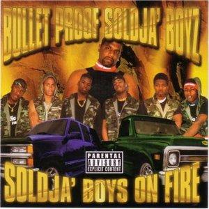 Image for 'Bullett Proof Soldja Boyz'