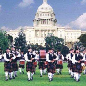 Image for 'City Of Washington Pipe Band'