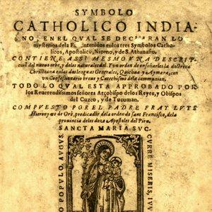Image for 'Luis Jerónimo de Oré'