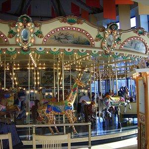 Image for 'Paul Eakins' Gavioli Carousel Organ'