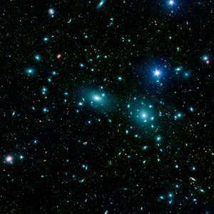 Image for 'Coma Cluster'