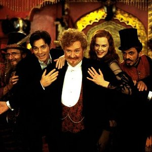 Image for 'The Cast Of Moulin Rouge!'