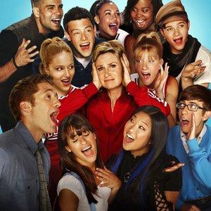 Bild för 'Glee Cast'