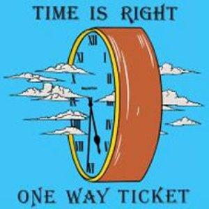Bild för 'One Way Ticket'