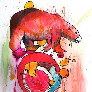 Imagen de 'Un oso y un lunatico'