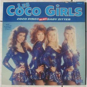 Image for 'Les Coco Girls'