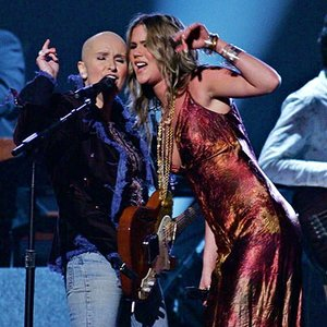 Image for 'Joss Stone + Melissa Etheridge'
