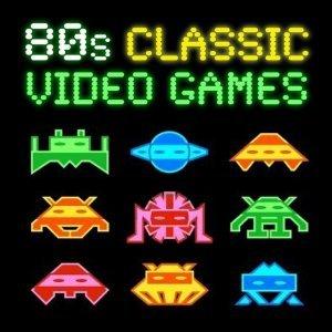 Image for '80s Classic Video Games Ringtones'