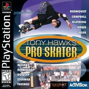 Image for 'Tony Hawk's Pro Skater 1'