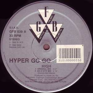 Image for 'Hyper Go Go'