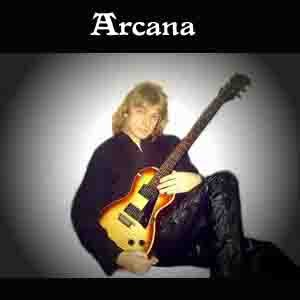 Image for 'ARCANAZ'