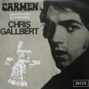 Image for 'Chris Galbert'