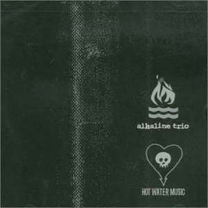 """Alkaline Trio -- Hot Water Music""的封面"