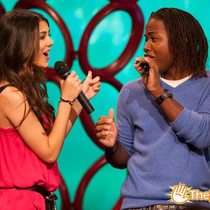 Image for 'Leon Thomas III & Victoria Justice'