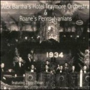 Image for 'Alex Bartha's Hotel Traymore Orchestra'