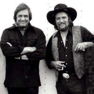 Imagem de 'Johnny Cash with Waylon Jennings'