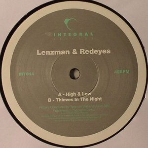 Image for 'Lenzman & Redeyes'