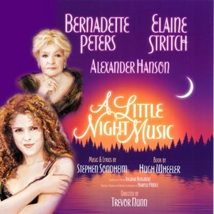 Image for 'A little night music (2010 Broadway replacement cast)'