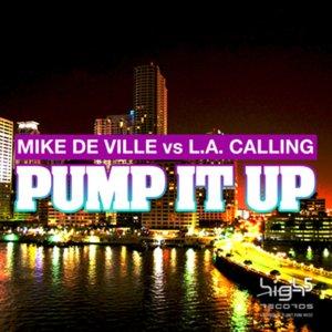 Immagine per 'Mike De Ville vs. L.A. Calling'