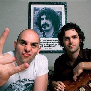 Image for 'Ahmet & Dweezil Zappa'