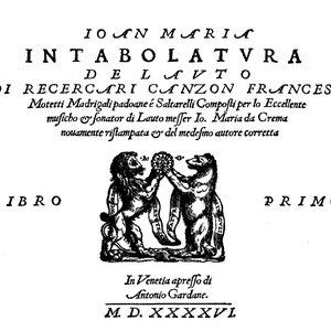 Imagem de 'Giovanni Maria da Crema'
