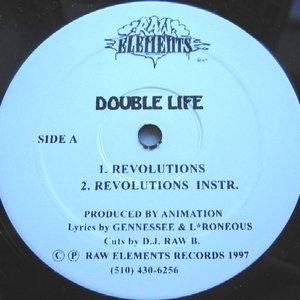 Image for 'Double Life'