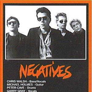 Image for 'Negatives'