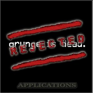 Image for 'Rejected Applications'