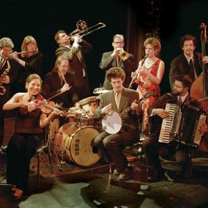 Image for 'The Klezmer Conservatory Band'