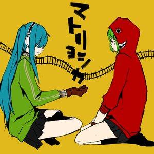Image for 'Hatsune Miku & Gumi'