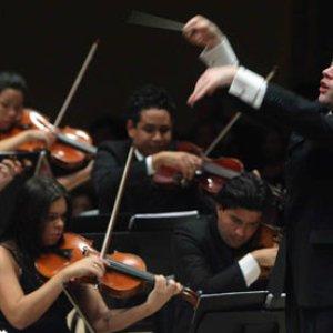 Image for 'Gustavo Dudamel: Simon Bolivar Youth Orchestra Of Venezuela'
